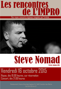Steve Nomad_16.10.15_ Impro Yverdon